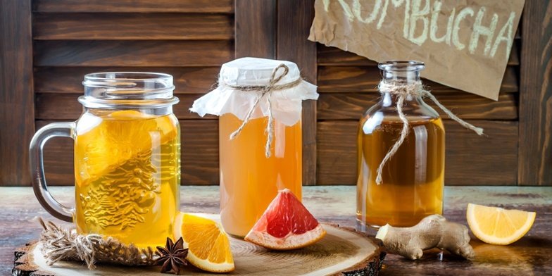 Kombucha is disrupting drinks industry with fermentation