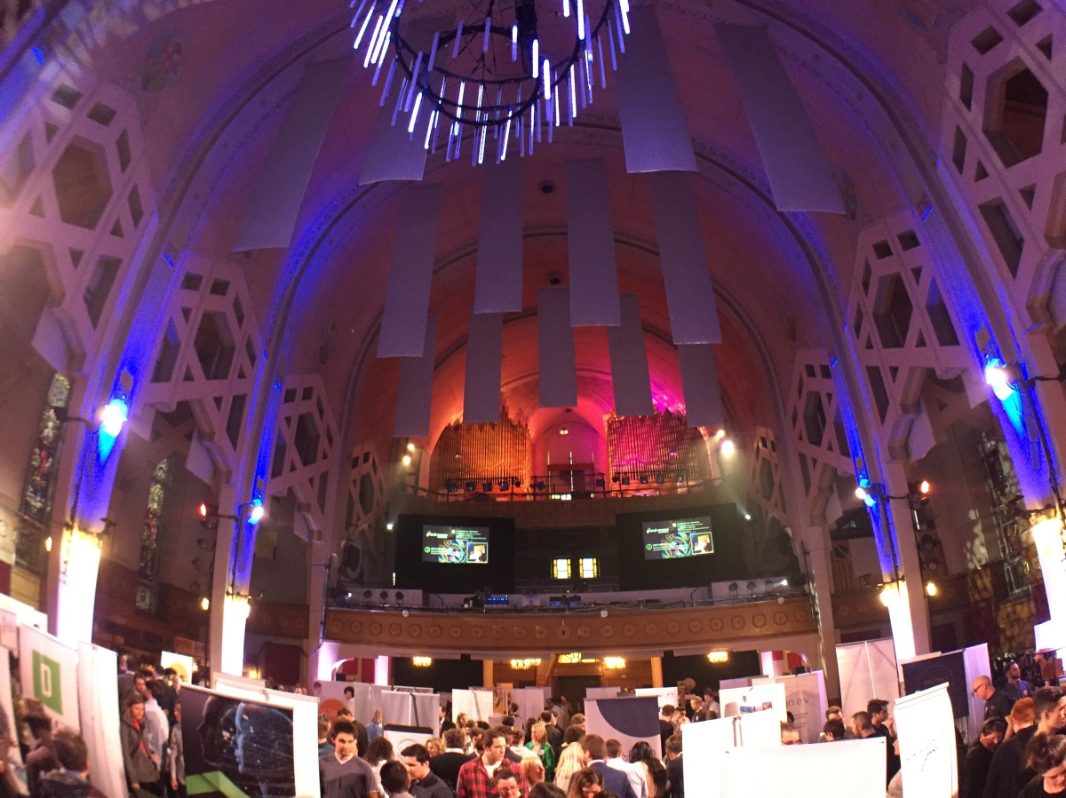 5 exciting findings from Grand Messe startupinvasion