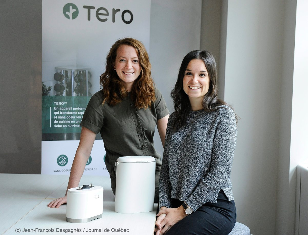 Tero: Designing products for more sustainable habits