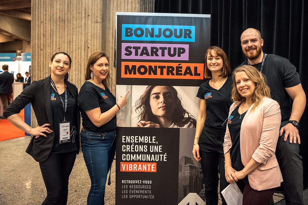 Bonjour Startup Montréal, a unique platform for Montrealinnovators